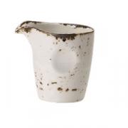 Молочник «Крафт», фарфор, 85мл, белый