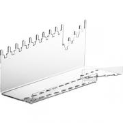 Подставка для столов. приборов H=11.5, L=32, B=14см; прозр.