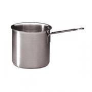 Ковш для водяной бани, сталь нерж., 1.3л, D=12,H=12см