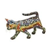 Статуэтка Кошка 17 см (h -10 см)