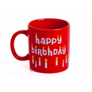 Кружка 330 мл. «Вехтерсбах - Happy Birthday»