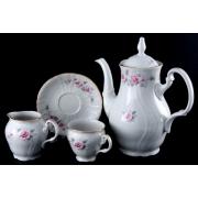 Сервиз кофейный на 6 перс. 15 пред «Роза серая 5396011»