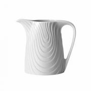 Молочник «Оптик», фарфор, 142мл, белый