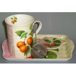 Набор для чая «Абрикосы»