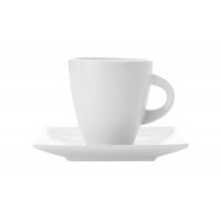 Чашка с блюдцем Восток-Запад без инд.упаковки