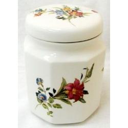 Банка для сыпучих продуктов «Букет цветов» Объем 0,6 л