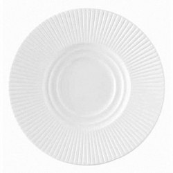 Блюдце «Жансан» d=15.5см фарфор