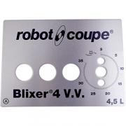 Передняя панель для Blixer 4