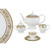 Чайный сервиз 21 предмет на 6 персон Шарлотта