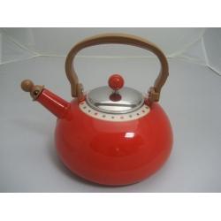Чайник 2,3 л красный