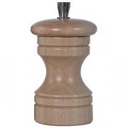 Мельница для соли, дерево,сталь нерж., D=47,H=100мм, св. дерево
