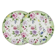 Набор из 2-х обеденных тарелок Лаура