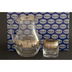 Набор для воды (кувшин +6 стаканов)