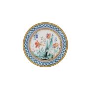 Десертная тарелка Французский сад