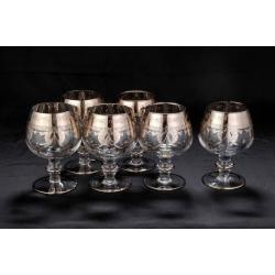 Набор бокалов для бренди 6 шт
