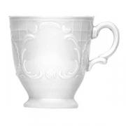 Чашка для шоколада «Моцарт», фарфор, 180мл, белый