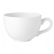 Чашка коф «Симплисити вайт«170 мл фарфор