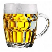Кружка пивная «Британия», стекло, 280мл, D=117,H=96мм