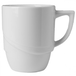 Чашка чайн. «Атлантис» 270мл фарфор