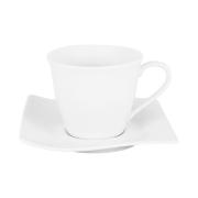 Чашка с блюдцем Движение без инд.упаковки