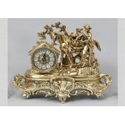 Часы «Охотник с трофеями» 33х42см.