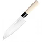 Нож кухонный «Сантоку» двусторонняя заточка L=29.5/16.5см