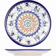 Тарелка пирожковая «Нина» D=16, H=2см