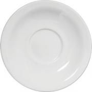 Блюдце d=15 см фарфор