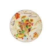 Тарелка обеденная Дары природы