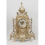 Часы «Львы» золотистый 41х33 см.