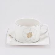 Набор 6 чайных пар 250мл «Файналей»