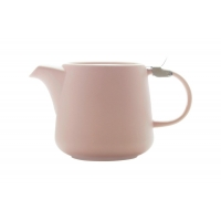 Чайник с ситечком 0.6л Оттенки (розовый) в инд.упаковке