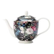 Чайник Полночные цветы в подарочной упаковке