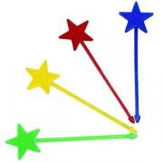 Пики для канапе «Звезды» [144шт]