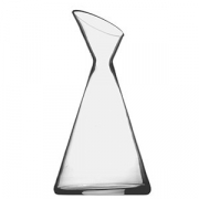 Графин, хр.стекло, 1л, D=16,H=28.5см, прозр.