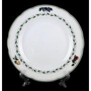 Набор тарелок 25см. 6шт «Роза 30200»