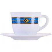 Набор кофейных пар «Астрал» [6шт]