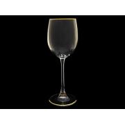 Бокал для вина Эсприт Золотая отводка
