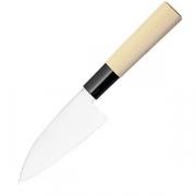 Нож кухонный «Деба» односторонняя заточка L=21.5/10.5см