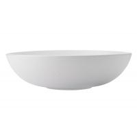 Салатник большой Икра (белая) без индивидуальной упаковки