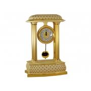 Часы настольные Murano Cream Gold