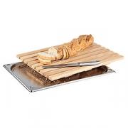 Доска раздел. для хлеба с под-сом,53*32.5см