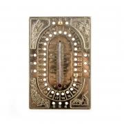 Аксессуар настольный 12х18см «Календарь-Термометр»