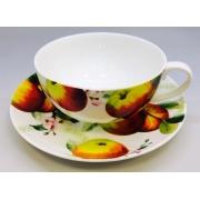 Чайная пара «Яблоко» 350мл