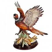 Статуэтка «Большой фазан»