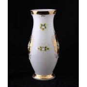 Ваза для цветов «Лепка белая 8304» 40 см.