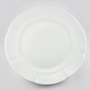 Набор 6 тарелок подстановочных 27см «White»