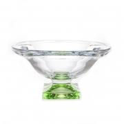 Ваза для фруктов 34cм «Магма Зеленая»
