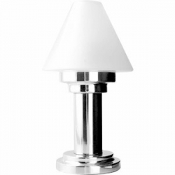 Светильник «Делия» серебро