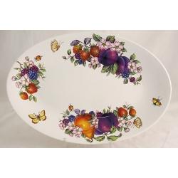 Блюдо «Фрукты и ягоды» 38 см